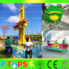 Great&Cool!!!Amusement Equipment Theme Park Jumping Frog Rides for Children