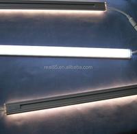 Magnet shelf LED bar supermarket ,frosted or transparent cover,12V/24V DC input,12W/18W/25W/Meter,high brightness