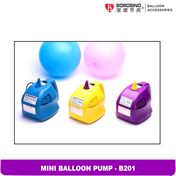 B302 High pressure two nozzles electric balloon inflator