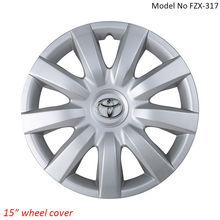 2015 Guangzhou Wholesale factory car wheel caps 15inch wheel cover