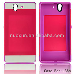 Best selling products for sony xperia z l36h case cover