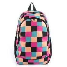 New Model Lively Colorful Life Fashion backpack For Teenager Girls