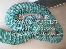 resistance to acid and alkali and large diameter pvc plastic flexible air duct hose