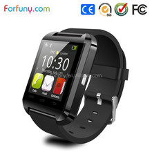 OEM Cheapest Manufacture Plastic Digital Smart Bluetooth Watch Mobile Phone with Pedometer