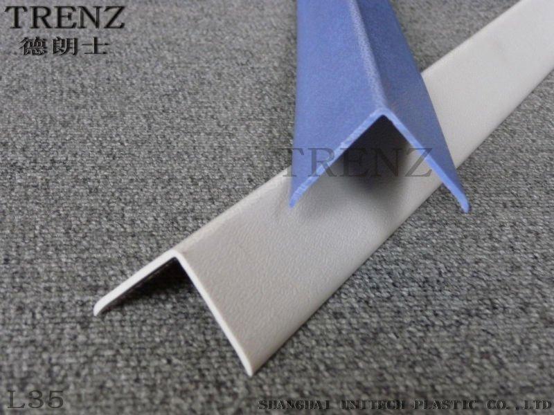 Plastic Corner Guard Pvc Hospital Wall Angle Protector
