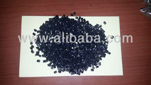 Recycled Black LDPE Plastic Granules