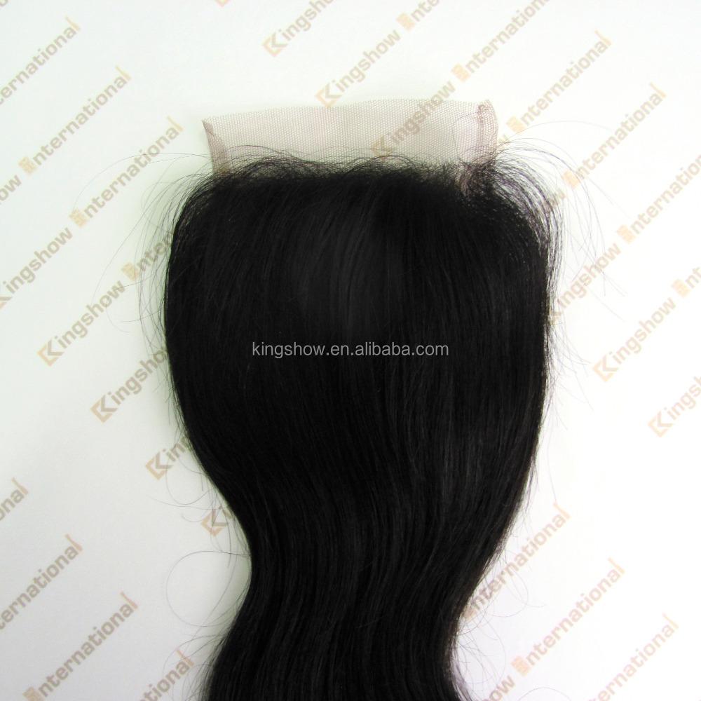 Virgin Indian Remy Hair Closure 66