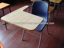 Adjustable school furniture desk and chair / Study table for students/Children school furniture