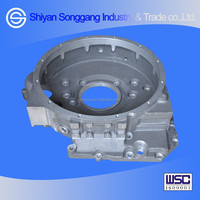 electric control engine parts 4948089 flywheel 5264339 flywheel housing