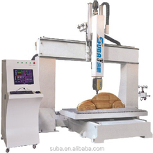 Chinese brand name SUBA 5 axis cnc machine for sale