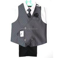 Special classical multi pocket stringer kid vest