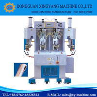 Two Hot And Two Cool Back Part Shoe Moulding shoe making equipment