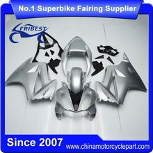 FFKHD011 Fairings For Motorcycle For VFR800 2002-2012 Silver Flame