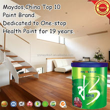 High hardness&good abrasion Water Based Wood Furniture Paint