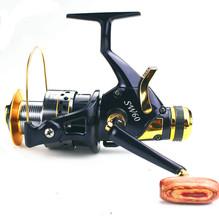 Europe Most Popular SW60 new model 9BB+1RB Carp Fishing Reel Bait Runner Fishing Reel,Spinning Fishing Reel