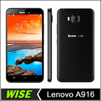 wholesale 1GB RAM 8GB ROM 4G LTE MTK6592 octa core mobile phone lenovo a916