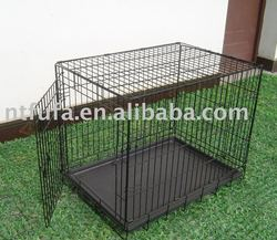 Wire dog cage/dog crate/pet products