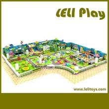 LL-I01 Hottest Supermarket Indoor Playground Toy
