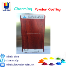 stable free sample wood effect aluminium powder coating spray paint