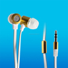 New style super-bass metal in ear headphone with good quality