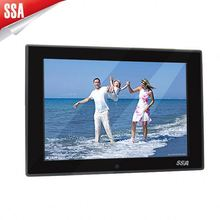 7'' digital photo frame support SD card/USB flash