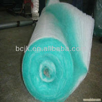 Supply High quality glass fiber cotton for car spray booh (factory price)