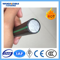 All Aluminum Alloy Stranded Bare Conductor,Cable And Electrical Wires,50mm Power Cable