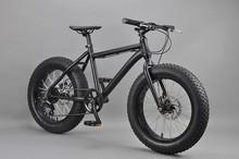 20 inch Fat bike tandem bicycle frame steel