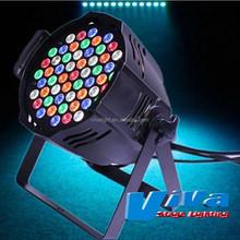 LED Par 55X3W RGBWA Show Light