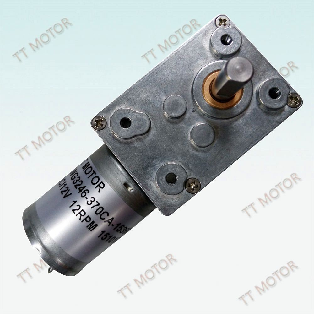 Low Rpm 12 Volt Dc Gear Motor Buy 0 5 Rpm Dc Gear