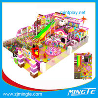 Free design fashional Kids Funny Zone tall metal playground slide commercial from Mingte