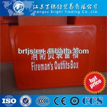 bombero gfrp caja de equipos