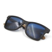 wood wayfarer sunglasses brand ,2015 bamboo sunglass china factory