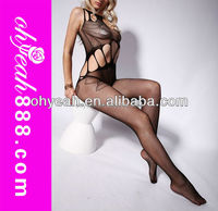 Wholesale Stylish Fishnet Women Sexy Body Stocking Suit
