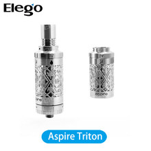 2015 HOTTEST Aspire Triton Sub ohm Tank 3.5ML Top Filling Atomizer Aspire Triton with Upgraded Adjustable Air Flow Atomizer