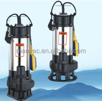 Dongguang pump facotry V750F OEM for Electric sewage centrifugal submersible drainage pump