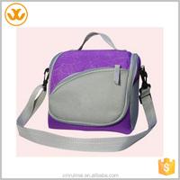 Wholesale cheap messenger waterproof aluminium foil cooler bag