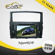 touch screen car dvd for mitsubishi lancer
