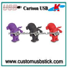 colorido dos desenhos animados ninja pen drive 4gb de baixo custo