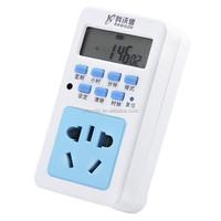 Electronic timer socket Household kitchen digital timer