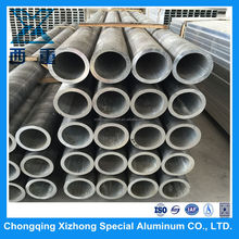 Cold Drawn Thick Wall Seamless Aluminum Alloy Hollow Round Pipe 2A12 T4