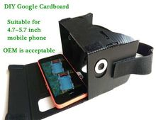 Lower Price Paper 3D Anaglyph Glasses /Google Cardnboard Glasses