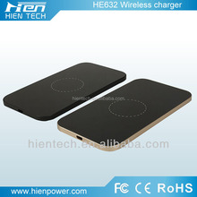 Promotion wireless chargers and QI receiver for iphone 5s/6
