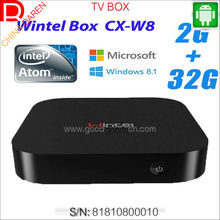 ALLwinner A80 2K4K Android 4.4 Octa-Core 32G ROM 2G RAM TV box with Skype facebook twitter MSN for Jamaica