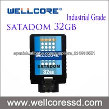Wellcore SATA DOM 32 GB de disco en módulo