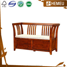 Hot selling Strong storage l series of wooden SOFA cum bed designs