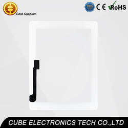 CUBE Factory sell for ipad mini 3 touch digitizer, low price for ipad mini 3 touch glass, for ipad mni 3 touch screen