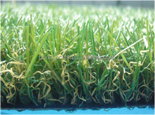Indoor/outdoor Evergreen Artificial grass turf for garden with dranaige holes