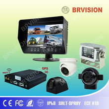 led parking sensor system car reverse backup radar IP 68 waterproof and dvr recording and accessories
