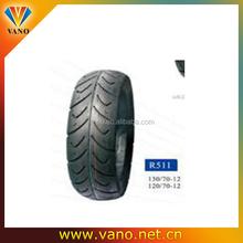 DOT TL 130x60x13 130x70x12 motorcycle tire